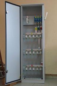 шкаф распределения производство