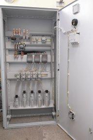 автоматизированая конденсаторная установка